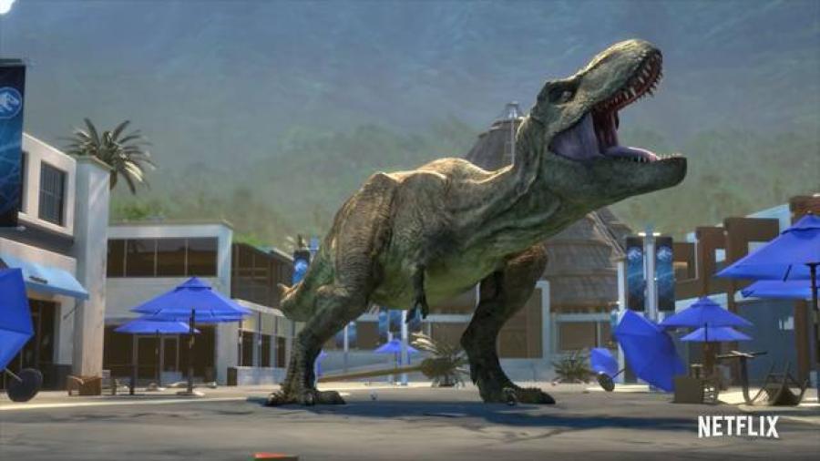 """Netflix anuncia segunda temporada de """"Jurassic World: Campamento Cretácico"""""""