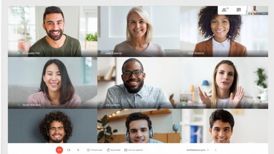 Extiende Google Meet versión gratuita de videollamadas ilimitadas