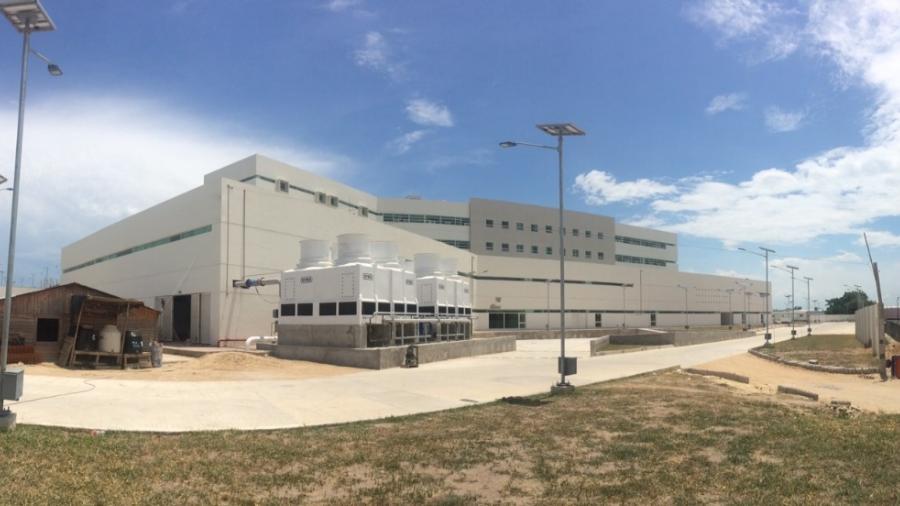 Senador Américo reconoce que ya hay equipo para el nuevo hospital de Matamoros, desconoce porque no se concluye