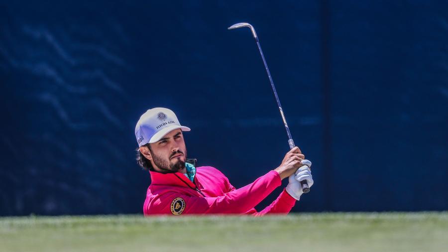 Complicada 3er ronda para Ancer en el PGA Championship