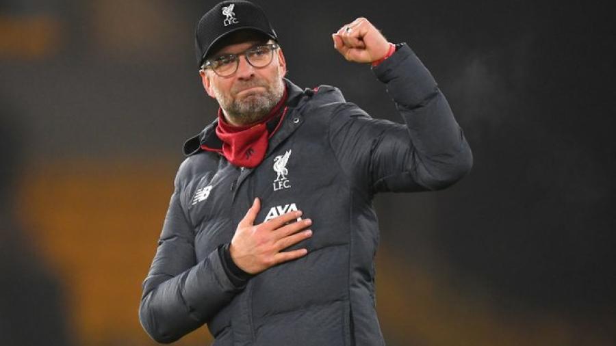 Jürgen Klopp llora en plena entrevista tras coronarse en la Premier League