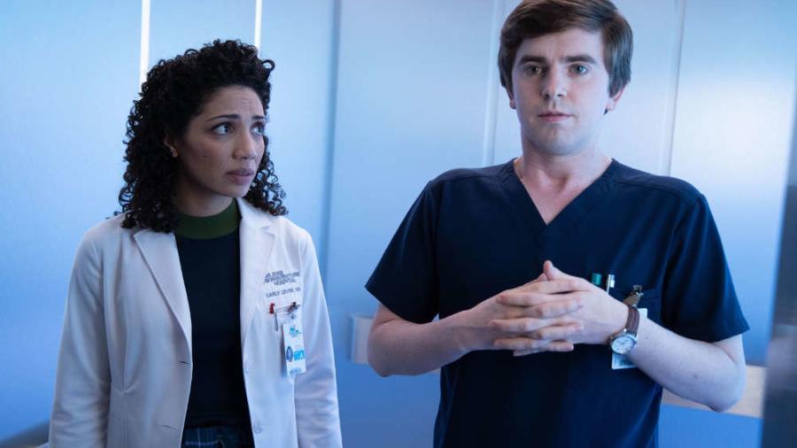 """""""The Good Doctor"""" sufre problemas con pruebas COVID-19"""