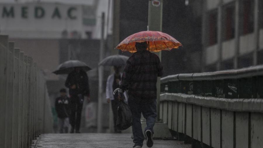 Prevén lluvias muy fuertes en varios estados del país