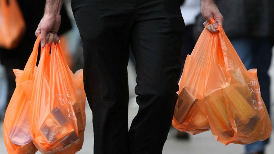 Inicia en Nueva York prohibición de bolsas de plástico