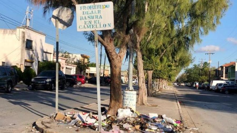 Falla en recolección de basura provoca inundaciones y encharcamientos: JAD