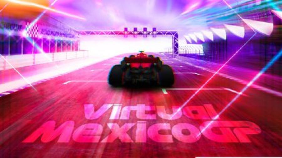 'VIRTUAL MÉXICOGP': el sustituto del Gran Premio de México