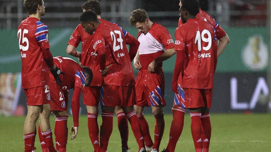 ¡Inesperado! Bayern Múnich es eliminado por equipo de segunda división