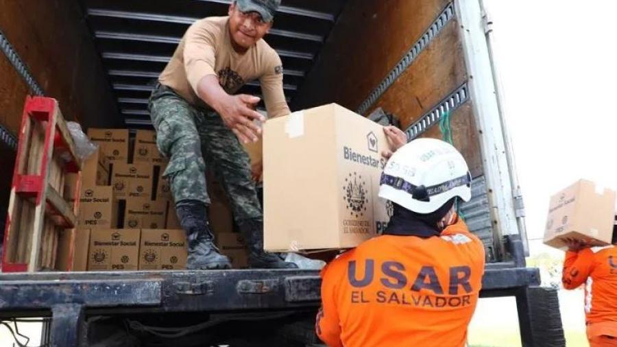 """Pide Guatemala ayuda internacional ante el paso de """"Eta"""""""