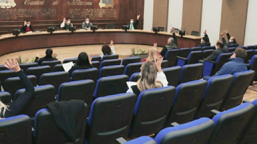 Aprueba Cabildo la condonación del 100 por ciento de los recargos en el impuesto predial en diciembre