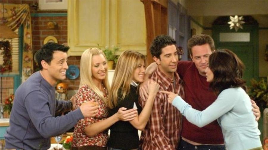"""Reunión de """"Friends"""" tendrá lugar a inicios de 2021"""