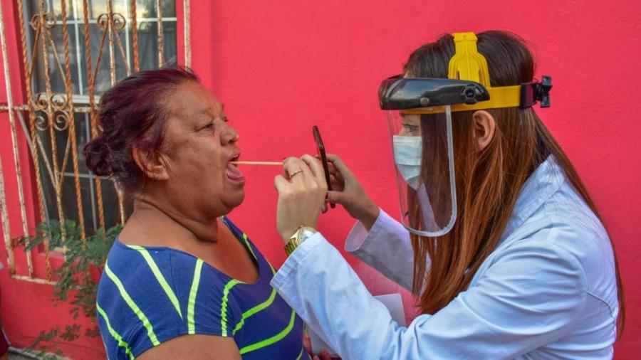 """""""DIF Reynosa en Tu Casa"""" llegó a la Colonia Guadalupe Victoria con diversos beneficios"""