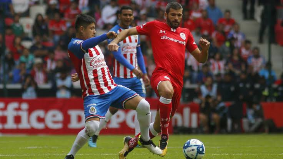 Chivas y Toluca empatan en segunda jornada de Guard1anes