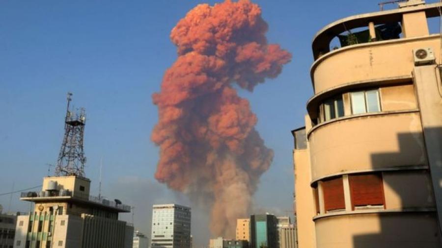Explosión en Beirut deja al menos 73 muertos y más de 4 mil heridos