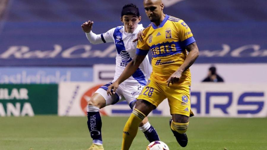 Puebla y Tigres reparten puntos en el Cuauhtémoc