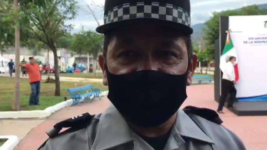 Guardia Nacional afirma que apoyó en bloqueos de Matamoros