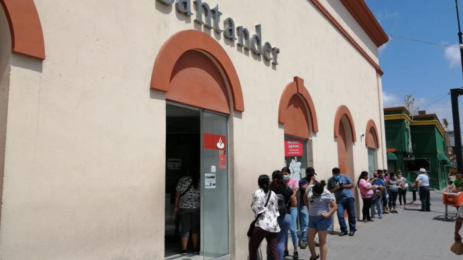 Siguen siendo los bancos los negocios mas irresponsables durante la pandemia: CANACO