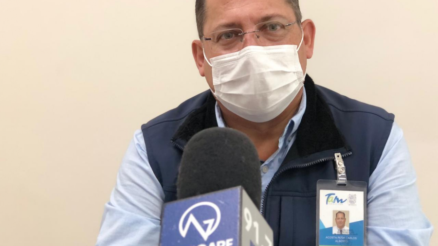 Arranca vacunación en Hospital Materno-infantil, Cruz Roja y Jurisdicción Sanitaria