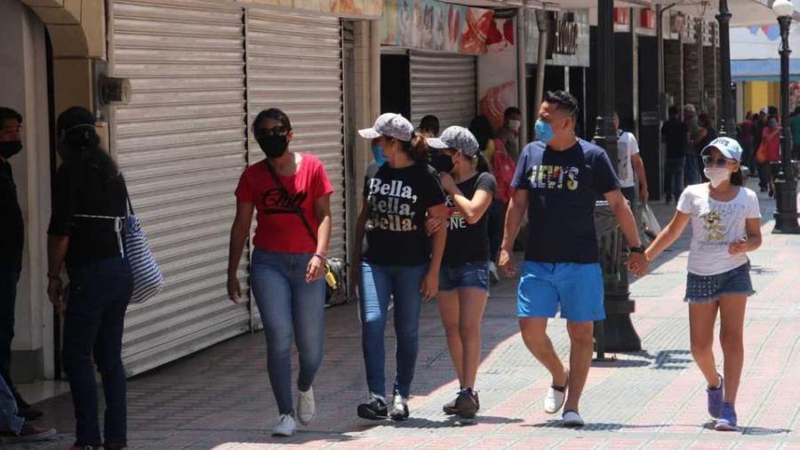 Fase Dos en todos los municipios de Tamaulipas