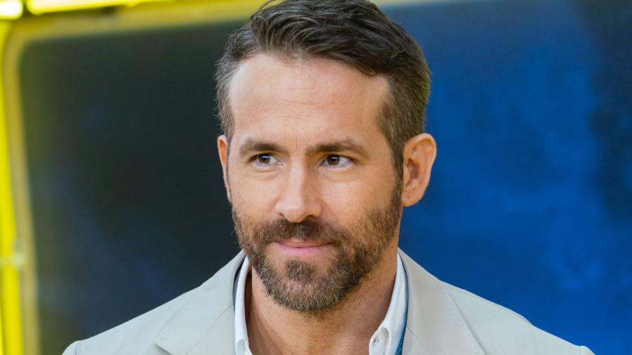 Ryan Reynolds recibió la vacuna contra el COVID-19