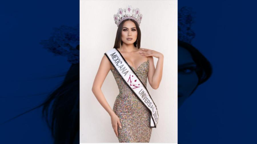 Andrea Meza es la nueva Mexicana Universal 2020
