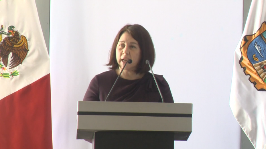 Destaca Deanna Kim relación entre autoridades de México y EU