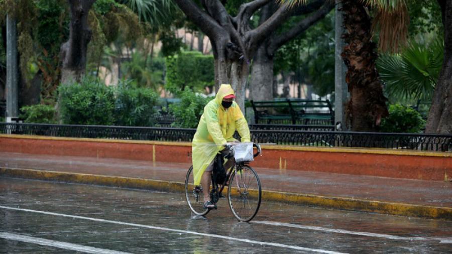 Se prevén lluvias puntuales en varios estados del país