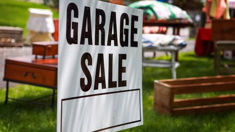 Alamo prohíbe ventas de garage debido a pandemia
