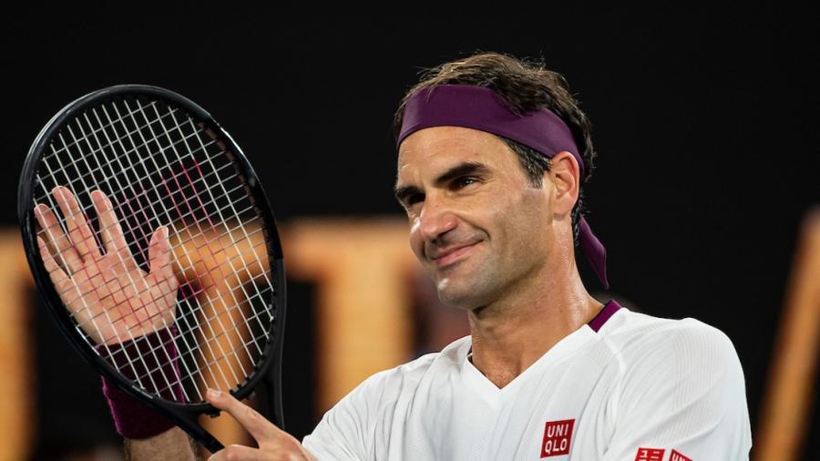 Roger Federer habla sobre el nuevo ranking de la ATP