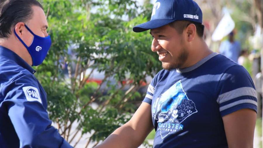 Es compromiso de Gerardo Peña impulsar inversión en el deporte en favor de la niñez y juventud