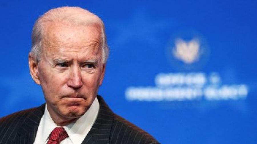 """Joe Biden habló sobre las """"prácticas abusivas"""" de China"""