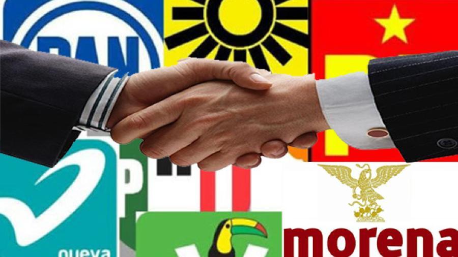 Se registran solo 2 alianzas rumbo a las elecciones del 2021 en Nuevo León