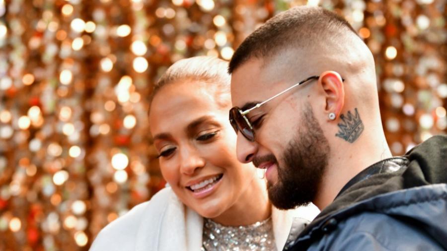 """J.Lo y Maluma estrenarán su película """"Marry Me"""" en el 2021"""