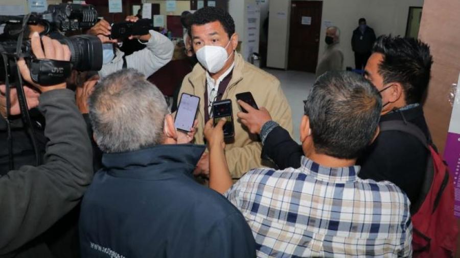 Matamoros también recibirá vacunas de este primer lote para Tamaulipas: Mario López