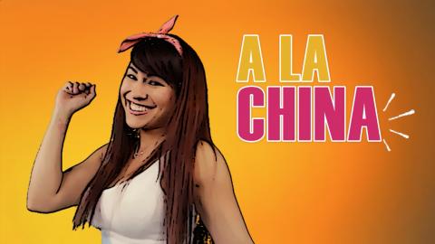 A La China